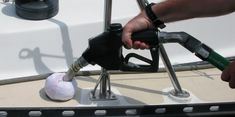 Boat's Fuel Efficiency and Performance